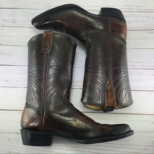 Sears Women's Cowboy Boots Size 5.5